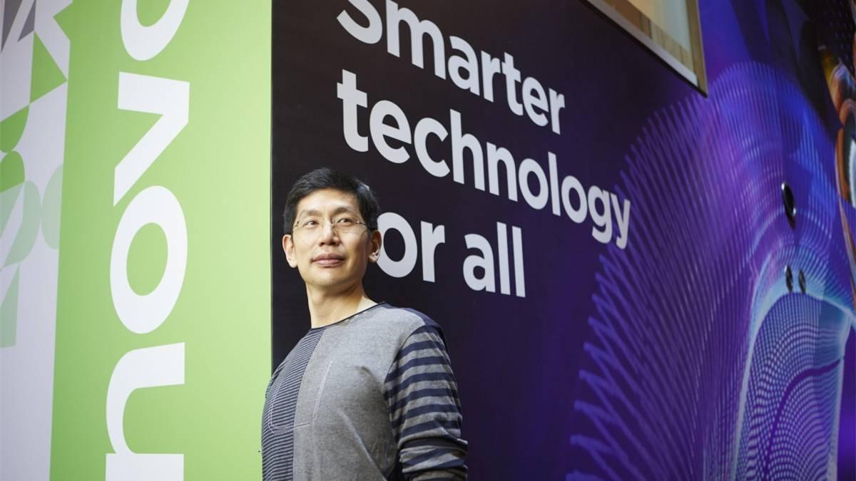 专访联想 CIO Arthur Hu:我的职责是「把珍珠串成项链」
