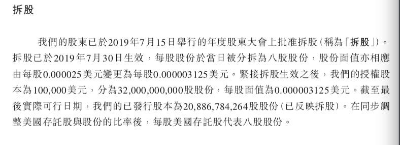 阿里重返港股:年赚千亿,马云持股6.1%,提示反垄断风险