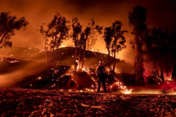 曾因设备管理不善引起山火,美电力供应商花3.6亿美元和解
