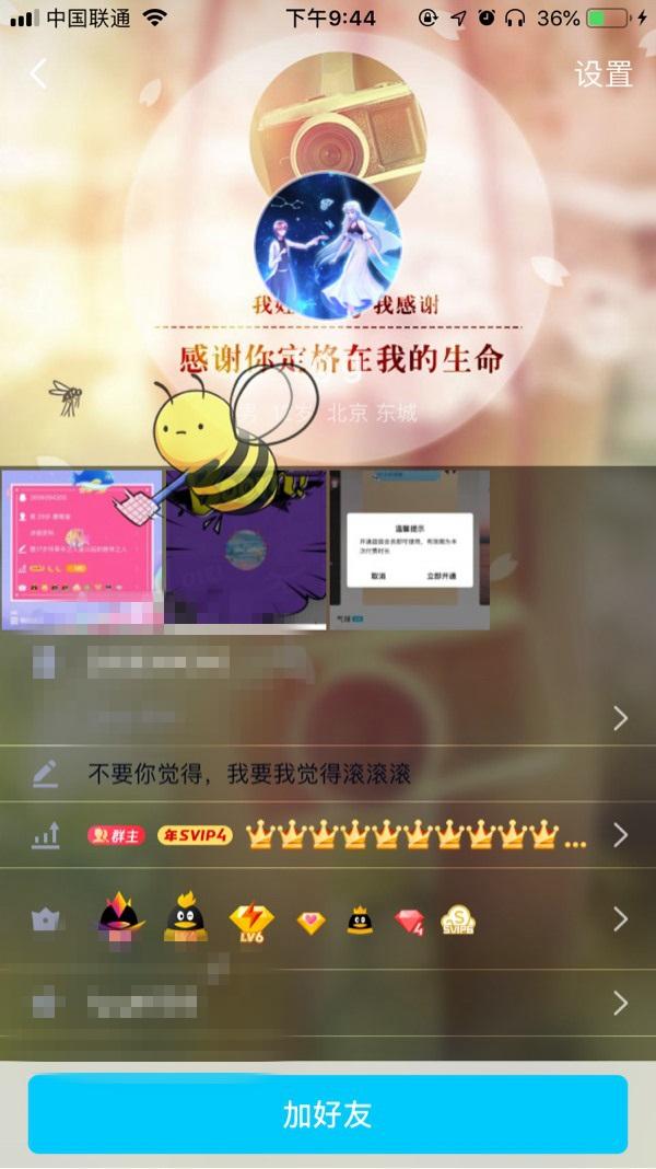 腾讯QQ惊现一LV813等级号码,目前已无法搜索_用户