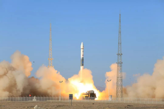【8点见】一箭五星!我国成功发射宁夏一号卫星_北京