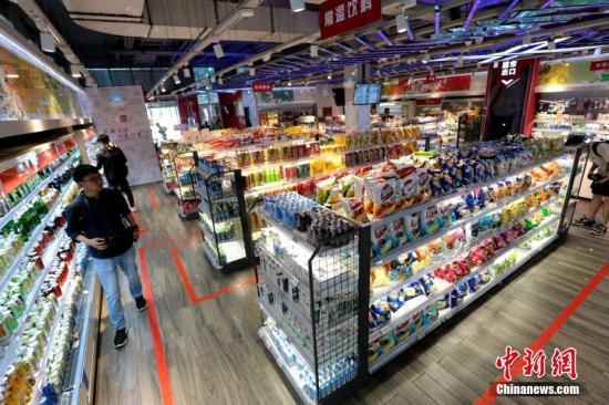 国家统计局:10月份消费增速回落