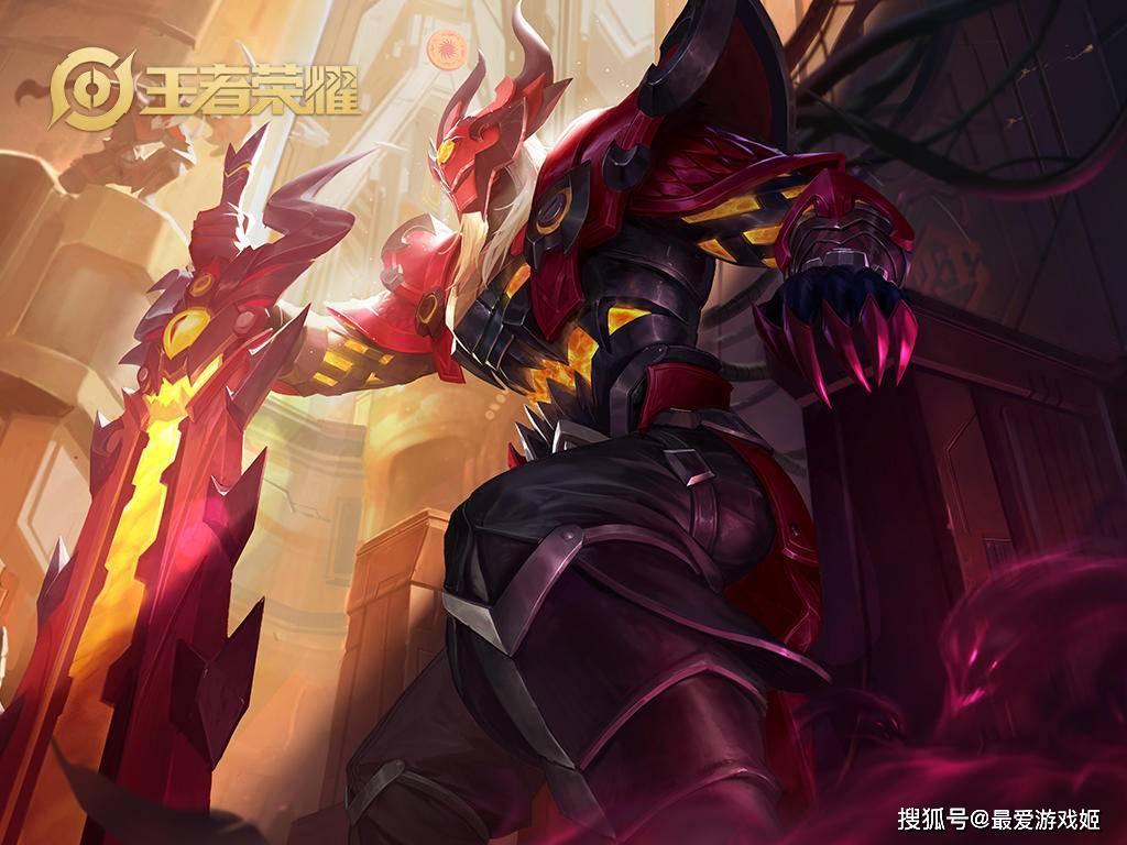 王者模拟战:战斗力强悍的5位英雄!天胡成功吃鸡的重要保证