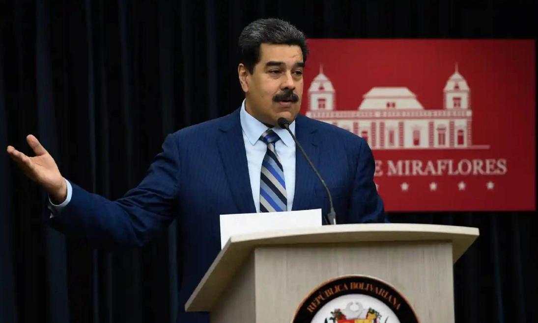 委内瑞拉爆发反对总统,马杜罗的大规模抗议活动,总统位置惹争议