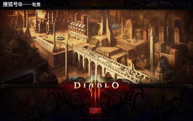 暗黑破坏神4:莉莉丝降临庇护之地,重启暗黑2暗黑热潮?