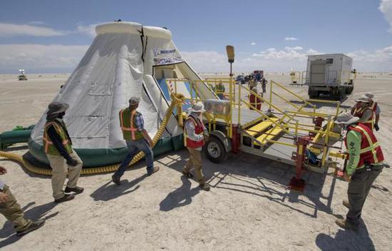 NASA披露:波音送宇航员去空间站要价比SpaceX高60%_保罗·马丁