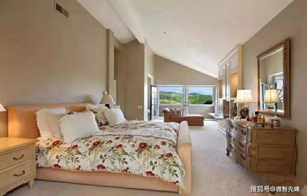 卧室设计图(来源:网络)