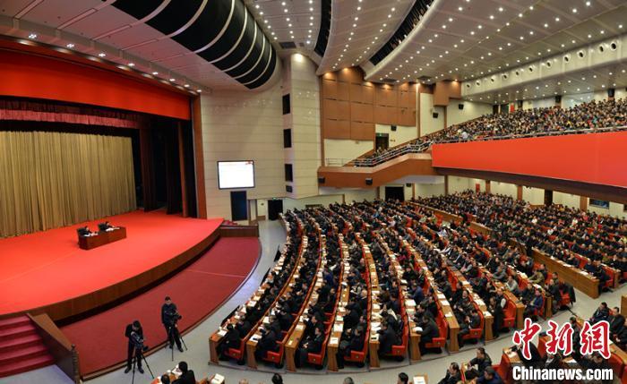 中央宣讲团到黑龙江宣讲党的十九届四中全会精神