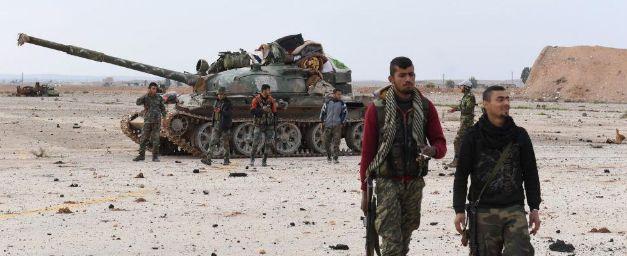北部战场局势再升级?叙政府军战备升级,击杀敌军将领传捷报