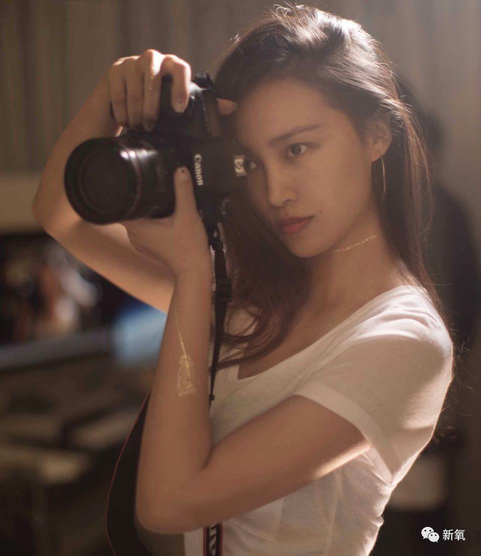 女明星人人都想找她拍照片,但她比绝大多数女明星还要正_陈漫