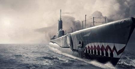 浅谈潜艇隐身技术——从减震浮筏到无轴泵推,黑科技层出不穷