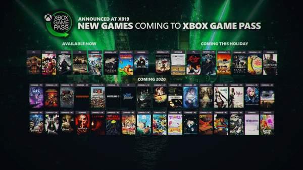 50款游戏将登XGP服务含《巫师3》等作,节日特惠开启