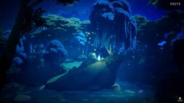 盗贼之海开发商新作《Everwild》公布画风唯美清新_Rare