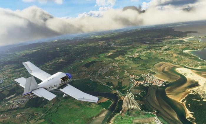 [视频]微软放出飞行模拟器2020实机预告公布首批合作公司_Insider