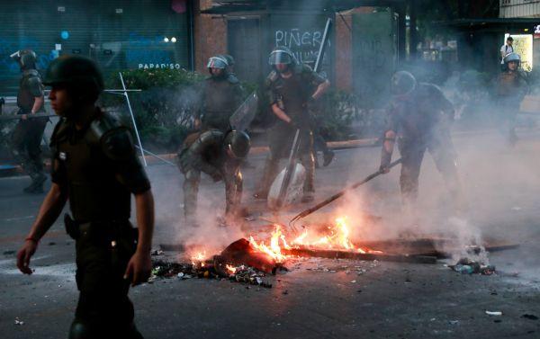 外媒:智利比索暴跌央行紧急干预