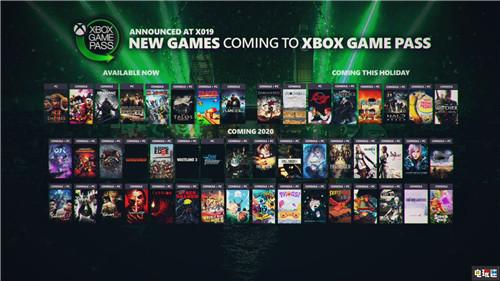 微软XGP阵容新增超50游戏巫师3在列