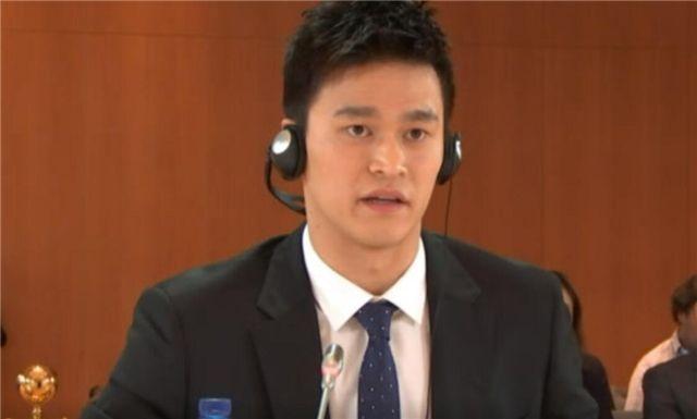 孙杨律师公布振奋消息:护士已经作证!药检官被反击到无言以对