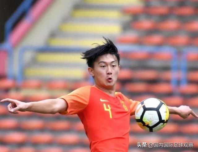 中国国奥队1-3澳大利亚U22!北京国安前锋建功!山东鲁能球员首发