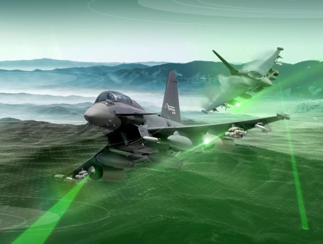 欧洲新型电子战机问世,美媒:竞争对手不止是美国 中国已经领先_中欧新闻_欧洲中文网
