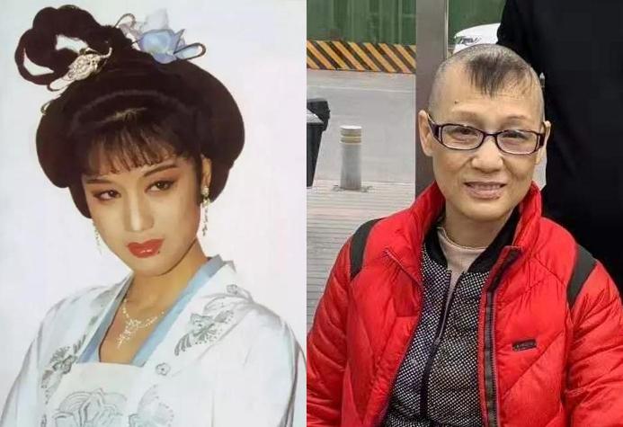 """""""第一古典美人""""身患癌症容颜憔悴,与刘晓庆对白一语成谶_建"""