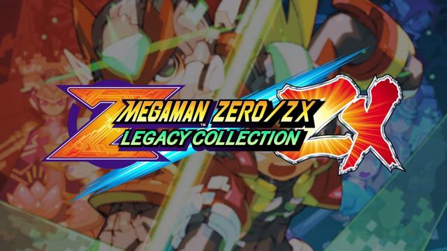 《洛克人Zero/ZX遗产合集》发售日改为明年2月27日_系列