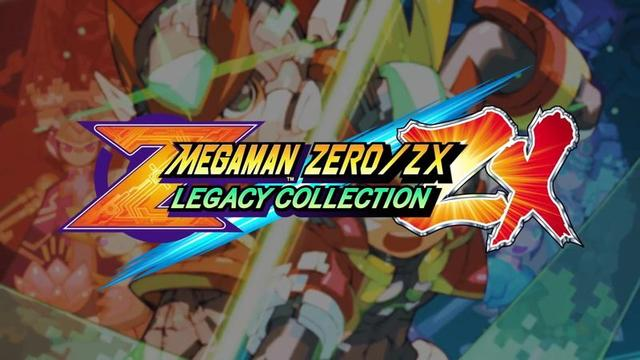 《洛克人Zero/ZX遗产合集》将延期至明年2月25日推出
