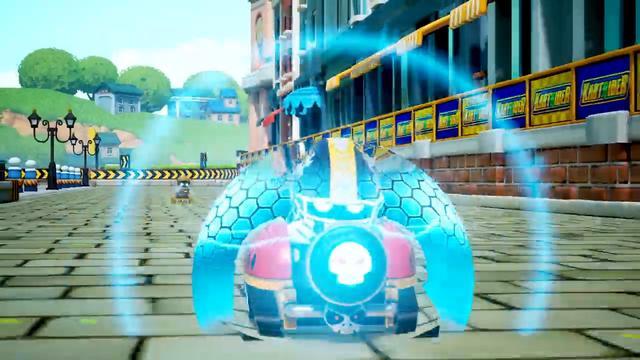 XO19:《跑跑卡丁车:漂移》登陆XboxOne