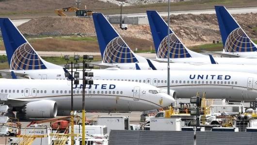 美联航宣布737MAX复飞延至明年3月!美国三大航均推迟复飞
