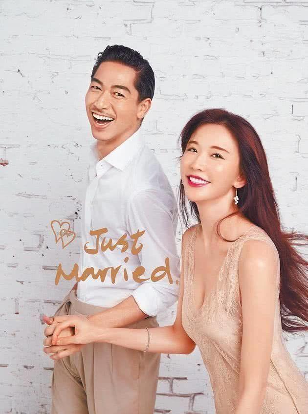 林志玲身穿白纱现身婚礼彩排,与老公亲密挽手全程灿笑幸福感十足