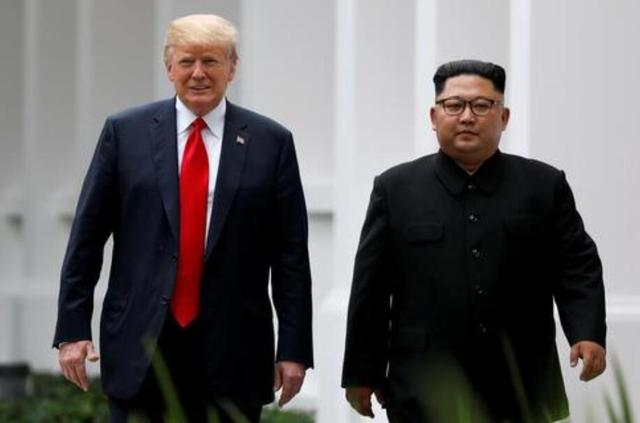 這次美國要栽了?特朗普對朝鮮作出重大戰略誤判,金正恩醞釀動作_朝鮮半島