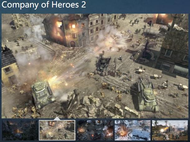 喜加一!即时战略游戏《英雄连2》Steam限时免费领取_Relic