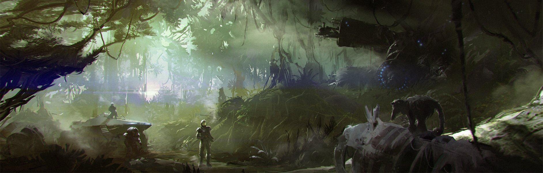 《质量效应》新作开发中由《圣歌》首席制作人领导_BioWare