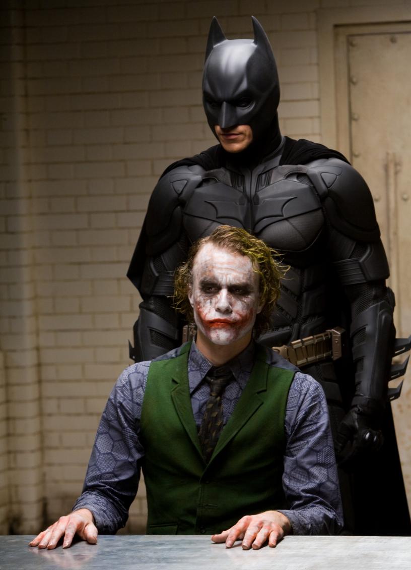 蝙蝠侠有小丑这个劲敌,都怪蝙蝠侠他爸!_艾伦韦恩