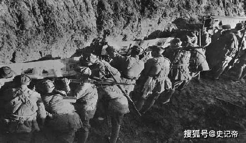 解放战争: 1948年, 国军为何能在这个小村庄里, 打出最亡命一战?