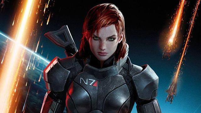 《质量效应》新作可能在由BioWare埃德蒙顿开发