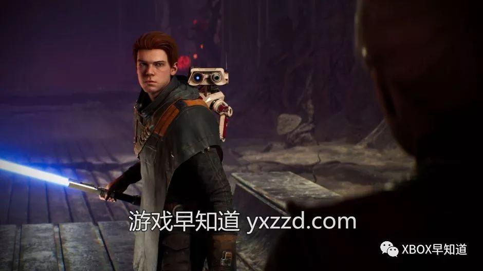 《星球大战绝地:陨落的武士团》正式发售支持官方中文_游戏