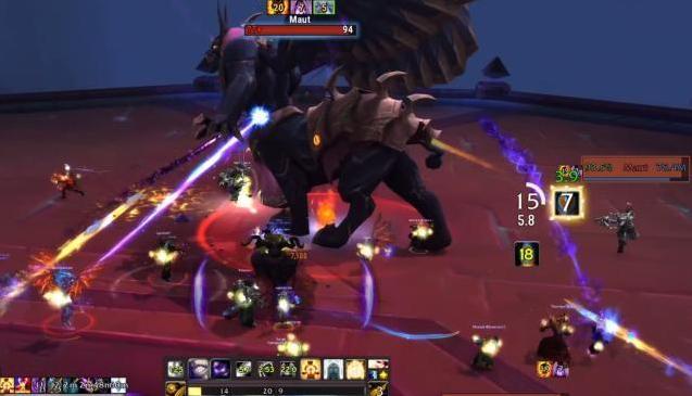 魔兽世界8.3:武器也加入腐化值,制造装备移除腐化,负效果削弱