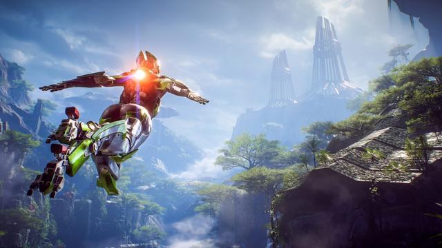 曝BioWare计划大修改《圣歌》主系统将大变_Kotaku