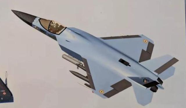 印度五代機開造,首飛時間定在2032年,巴方:那時殲-20將有400架_戰斗機