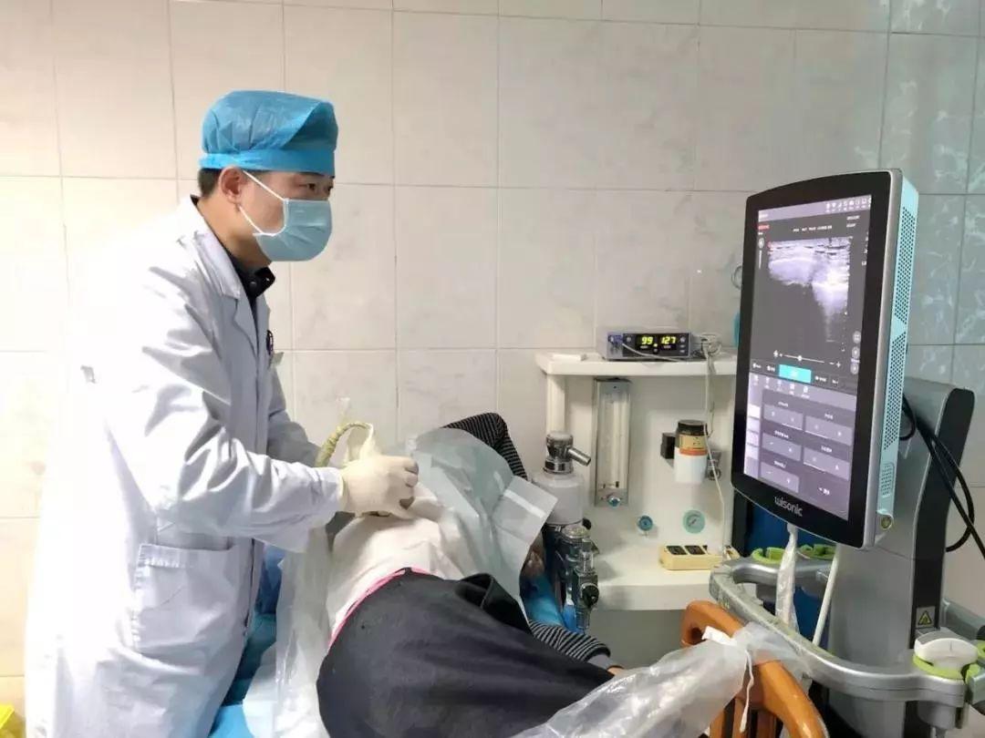 西安市中心医院疼痛科开展超声引导下神经调节治疗新技术