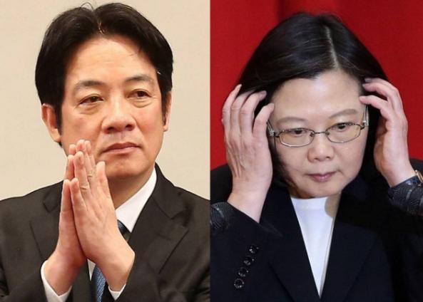 臺媒:蔡英文17日將正式宣布2020副手人選為賴清德_政治