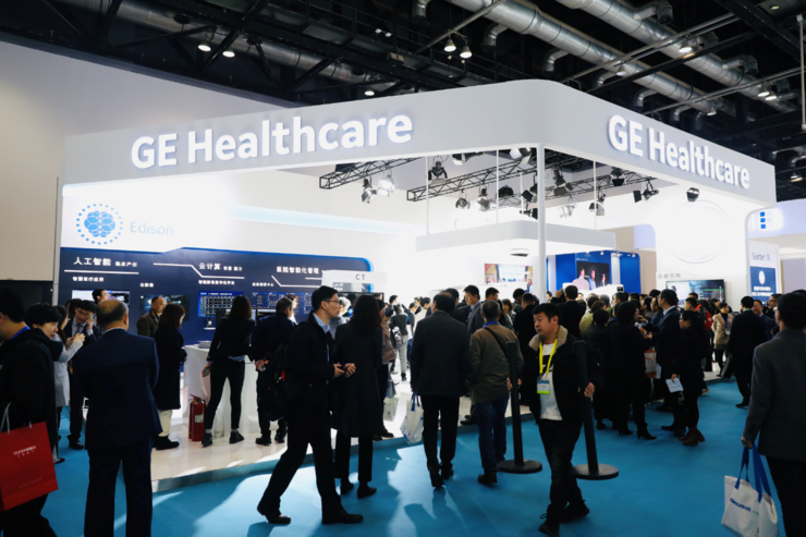 "GE医疗发布搭载""数字化天眼""的64排CT,第四季度正式上市"