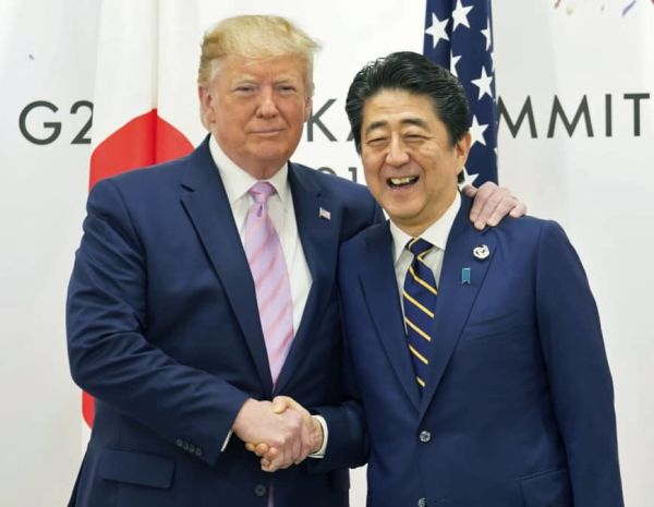 除了韓國,美國還想上調日本的防務費,一口氣要了80億美元_要求