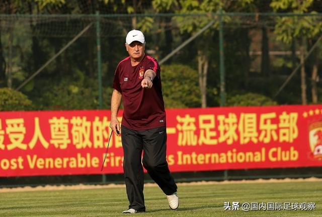 广州恒大旧帅愿意担任国足主教练!巴甲豪门希望江苏苏宁免费放行