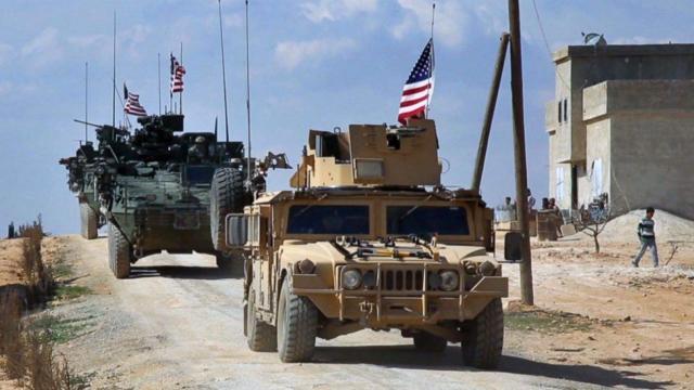 美軍撤出敘利亞北部 卻給俄羅斯留下了一份大禮 俄軍:非常感謝!_特朗普