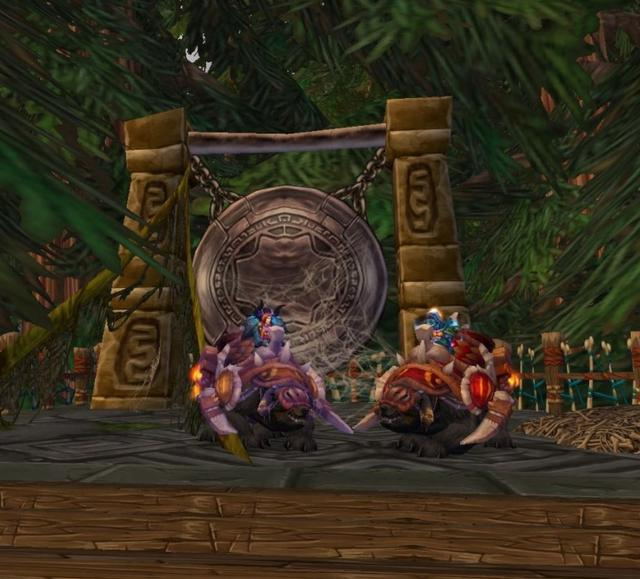 魔兽世界:那些年错过的稀有坐骑!暴雪巨熊仅第二,榜首少有人知