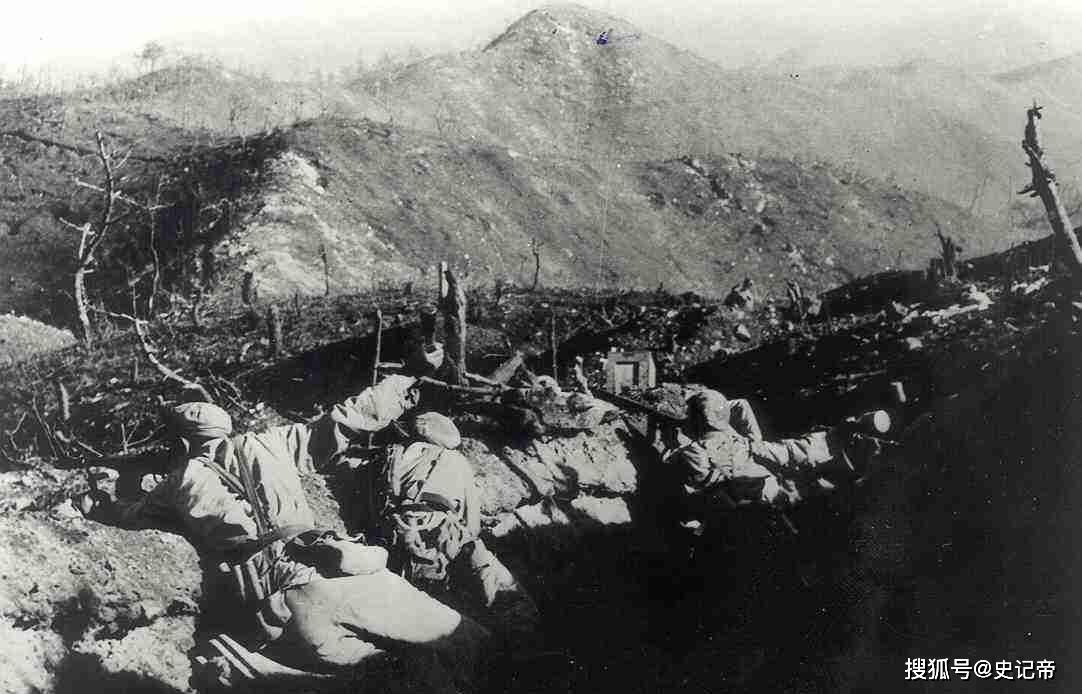 上甘岭上的志愿军五壮士, 牺牲前刻下霸气标语, 永远不要惹中国人