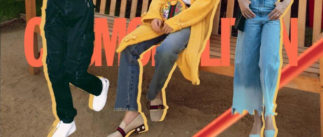 事实证明:刘涛和倪妮的牛仔裤不挑人,衬人!