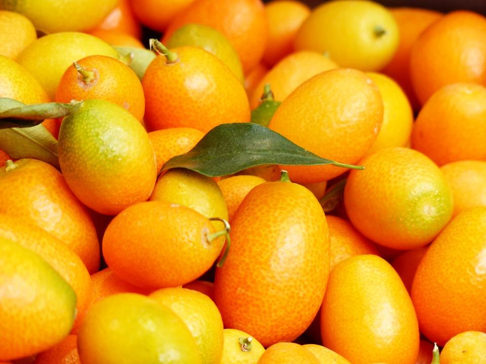 金橘虽小,营养可不少,这样吃还可缓解身体不适