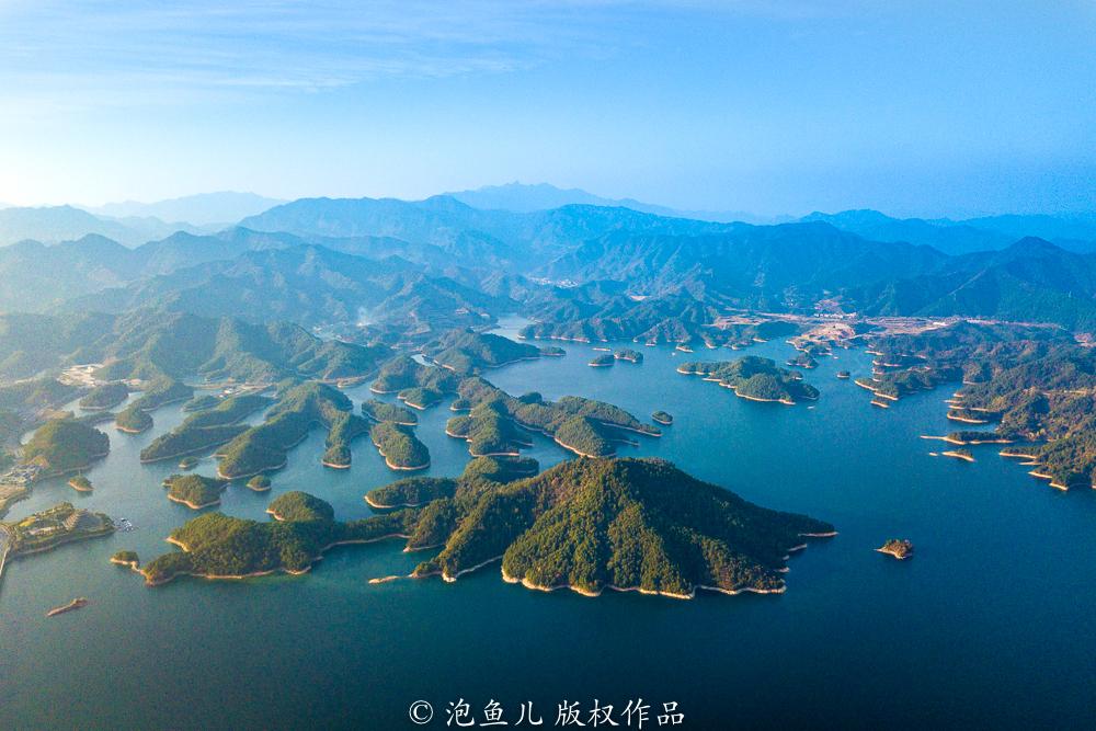 杭州千岛湖只能水上游?去环湖公路自驾一次,你就知道有